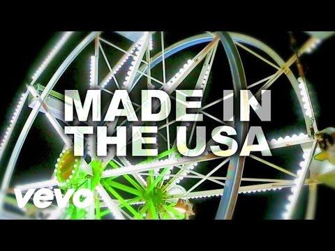 Demi Lovato – Made in the USA (Official Lyric Video)