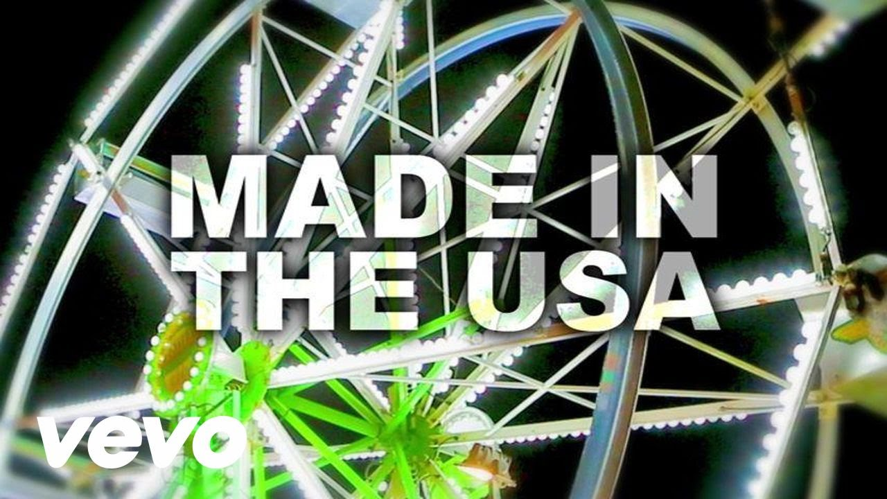Download Demi Lovato - Made in the USA (Official Lyric Video)
