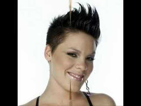 Pink - I am not My Hair