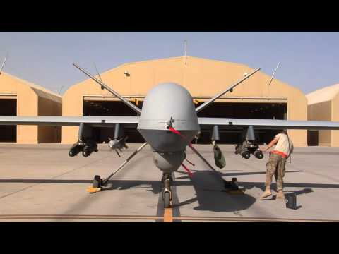 62d ERS Remotely Piloted Aircraft provide Overwatch