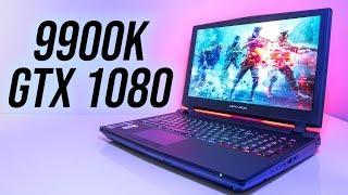 Metabox P750TM-G Laptop Review – 9900K + GTX 1080!