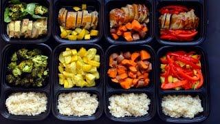 Vegan Meal Prep - 5 Full Days ($20 Budget)