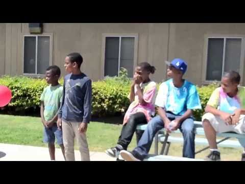 Read Lead Freedom Schools 2013 - Cal State Dominguez Hills