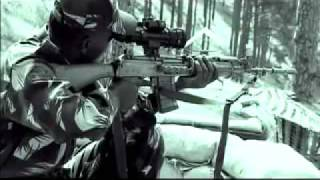 Defending the line of control at kashmir - Indian army Part 1