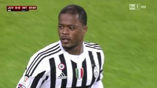 Tim Cup 2015-16, SF1, Juventus - Inter (IT)