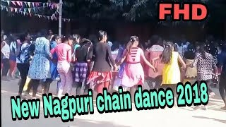 New Nagpuri chain dance full HD video song 2018 !!
