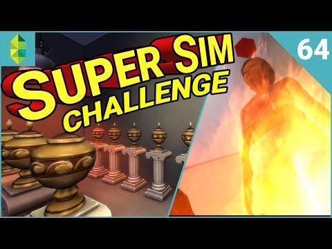 SUPER SIM CHALLENGE | Penthouse Time! (Part 64)