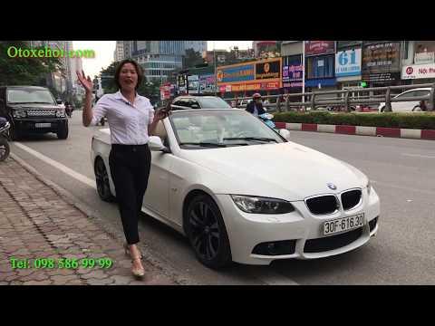 BMW 320i mui trần 2010 nhập đức cực chất Giá chỉ bằng chiếc Mazda 3 lăn bánh