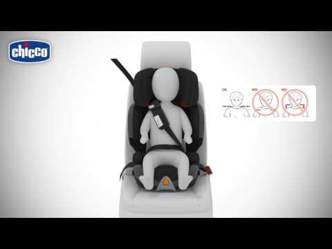 Новинка! Автокресло Oasys 2-3 FixPlus Evo