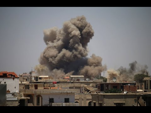 داعش يتسلل إلى الجنوب السوري بمئات المسلحين