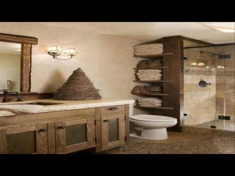 Small Rustic Bathroom Designs