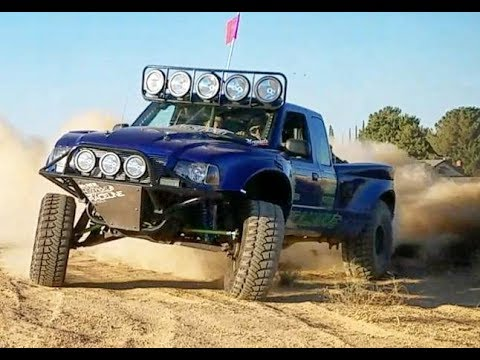 Ford Ranger Homebrew Trophy Truck - One Take