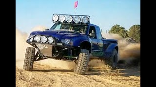 homepage tile video photo for Ford Ranger Homebrew Trophy Truck - One Take