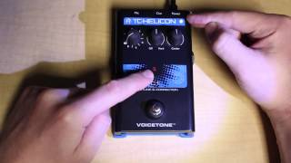 TC-Helicon - How to Calibrate VoiceTone Singles, Mic Mechanic & Harmony Singer