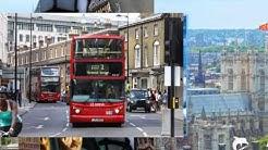 Uhrzeit London - Großbritannien