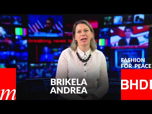 Watch Brikela Andrea's message on Fashion for Peace (German)