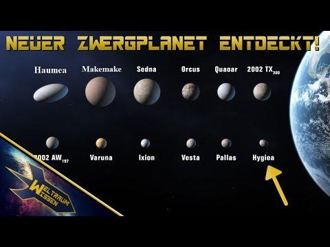 Neuer Zwergplanet identifiziert!