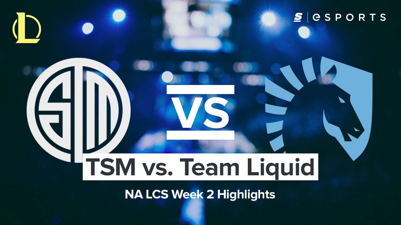 team solomid vs optic gaming lcs 2019 spring week 7