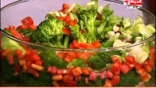 برنامج المطبخ – الشيف آيه حسني – أكلات رأس السنة – حلقة الأربعاء 31-12-2014 – Al-matbkh