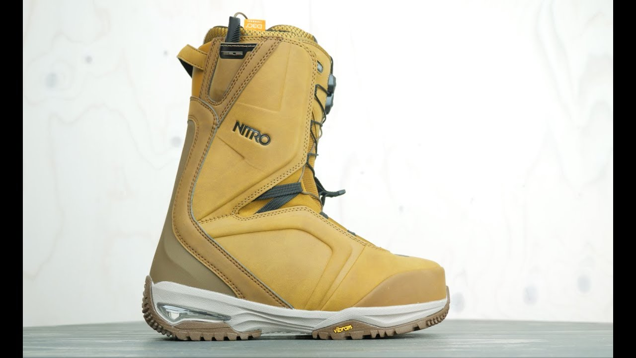 bf93c3dbb88 2019 Nitro Team Snowboard Boot Review