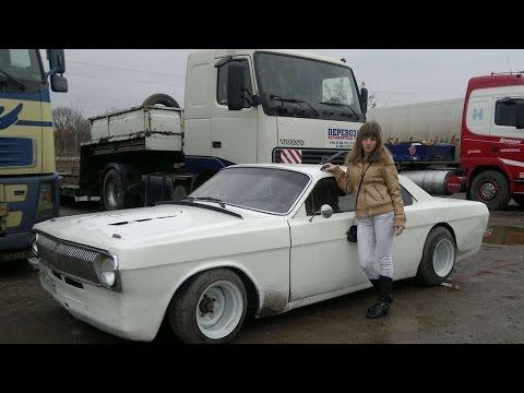 #1600. GAZ Volga Hot Rod [RUSSIAN AUTO TUNING]