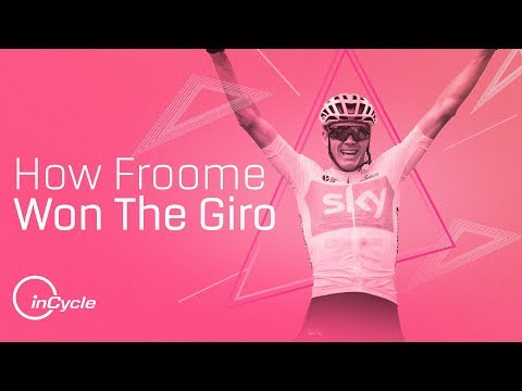How Chris Froome Won the GIRO | Giro D'Italia 2018 Highlights | InCycle