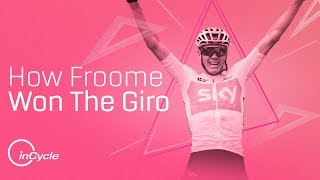 How Chris Froome Won the Giro | Giro D