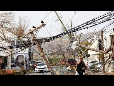 2017: Natural disasters cause US record $306B in damage
