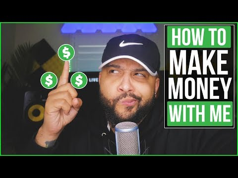 How YOU Can Make MONEY With Curtiss King (My Affiliate Marketing Program)