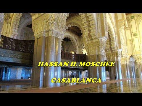 Marokko - Casablanca - Hassan II. Moschee