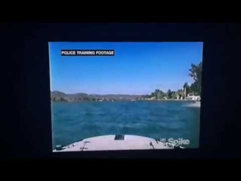 Speedboat Chase and Foot Pursuit in La Paz County, Arizona