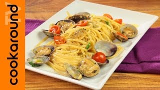 Linguine a vongole amedeo / Primi piatti pesce