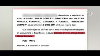 Abogado fue sancionado tras presentar escrito con ofensa al tribunal - CHV Noticias