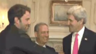 This Ben Affleck John Kerry Video Is The Most Awkward Thing You'll See Today