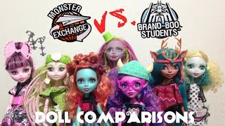 Isi Dawndancer Review, Batsy Claro & Kjersti Trollson Monster High Brand Boo Students Dolls thumbnail