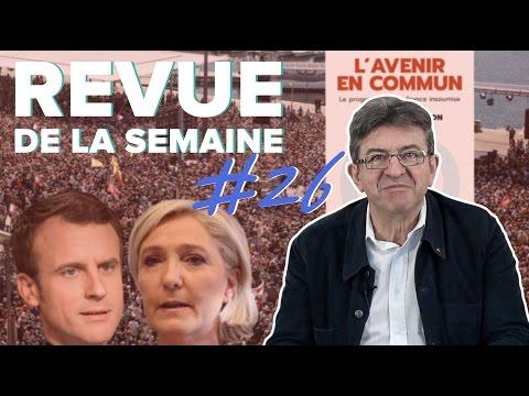 #RDLS26 : APRÈS LE PREMIER TOUR DE LA PRÉSIDENTIELLE
