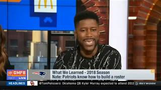Nate: Patriots know how to build a roster : What We Learned - 2018 Season