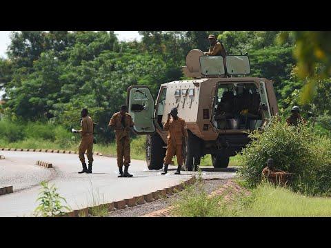 "Burkina Faso : une attaque jihadiste fait ""plusieurs dizaines de morts"""
