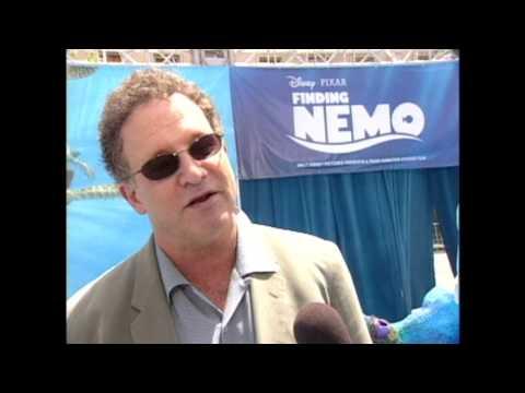 "Finding Nemo: Albert Brooks ""Marlin"" Premiere Interview"