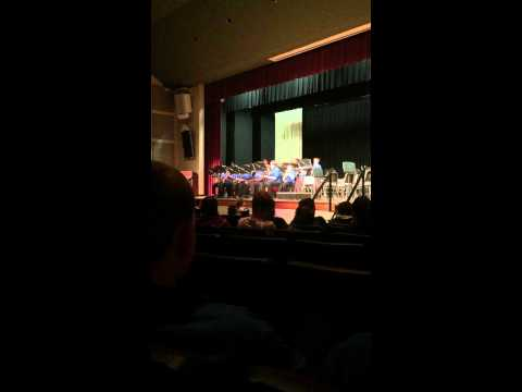 Livin on a Prayer - Sangaree Middle School Jazz Band