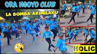 Ora Ngoyo Club' vs Dj La Bomba AkimiLaku