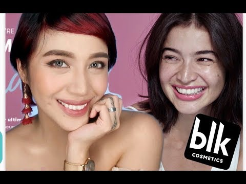 BLK COSMETICS BY ANNE CURTIS | REVIEW AND LAUNCH | Jessica Godinez