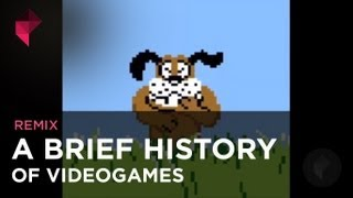 A Brief History of Videogames