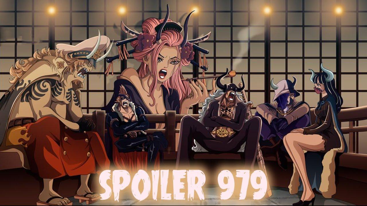 Spoiler One Piece 979 Tobi Roppo Mantan Kapten Bajak Laut One
