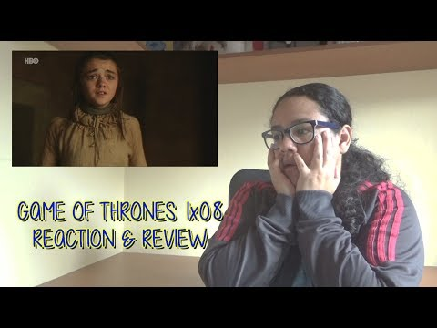 "Game of Thrones 1x08 REACTION & REVIEW ""The Pointy End"" S01E08 