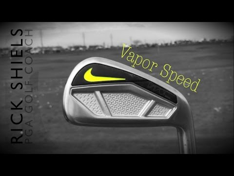 Nike Vapor Speed Irons Review