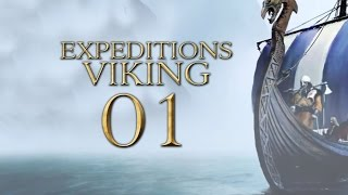 Gambar cover Expeditions: Viking Gameplay - Part 1 (INHERITANCE - Let's Play Expeditions: Viking Walkthrough)