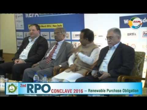 """2nd RPO Conclave 2016"" - Organized by Renewable Energy Promotion Association(REPA) - Part 2"