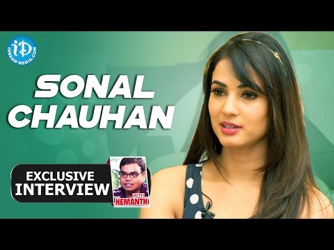 Actress Sonal Chauhan Exclusive Interview || Talking Movies with iDream # 85
