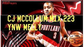 Gambar cover Cj McCollum Mix 223s Ywn Melly Ft Glokknine